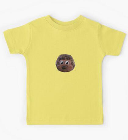 Sid the Hedgehog Mascots Kids Tee
