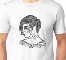 broken flowers Unisex T-Shirt