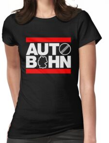 AUTOBAHN (3) Womens Fitted T-Shirt