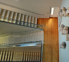 Upstairs downstairs by Arie Koene