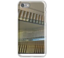 Upstairs downstairs iPhone Case/Skin