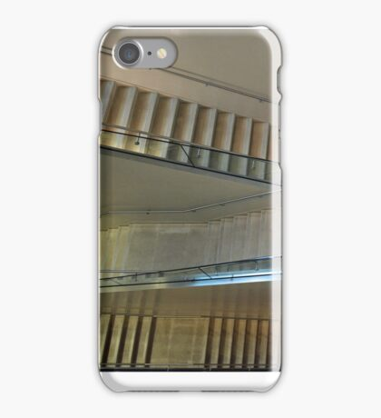 Upstairs downstairs iPhone Case/Skin