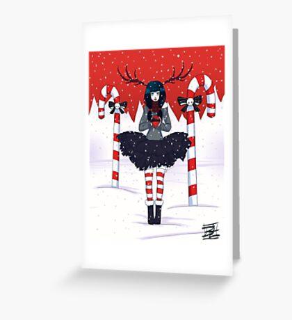 Winter in Wonderland Greeting Card