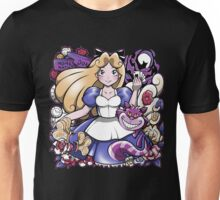A Day in Wonderland Unisex T-Shirt