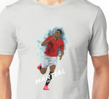 Anthony Martial - MUFC Illustration Design Unisex T-Shirt