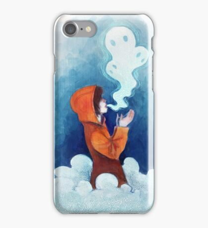 October Rain iPhone Case/Skin
