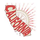 Bike California State by surgedesigns