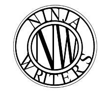 Ninja Writers Seal Photographic Print