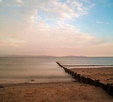 Ballyholme Beach by MarcoBell
