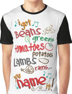You Name It Graphic T-Shirt