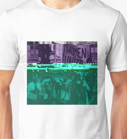 Women Unite Unisex T-Shirt