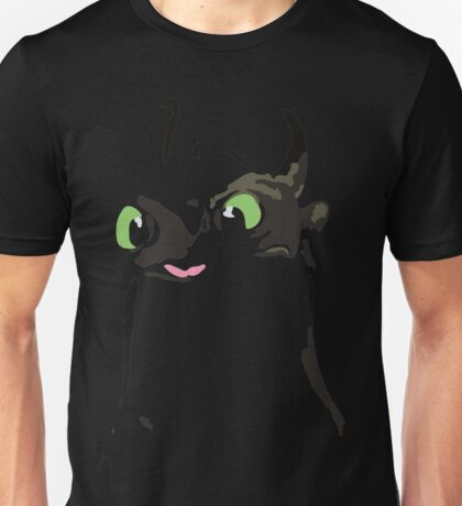 Toothless - How to Train Your Dragon Unisex T-Shirt