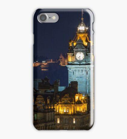 Edinburgh Christmas  iPhone Case/Skin
