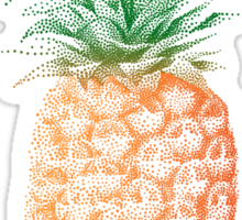 Pinapple illustration Sticker