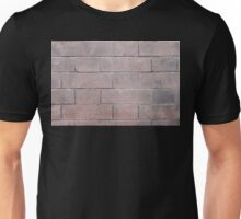 Brick Wall Unisex T-Shirt