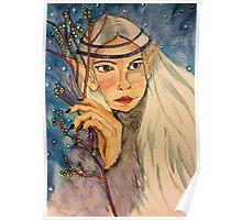 Winter Elf Poster