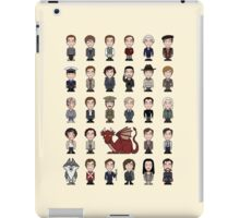 A Field Guide to the Common Cumberbatch (case/pouch/clock) iPad Case/Skin