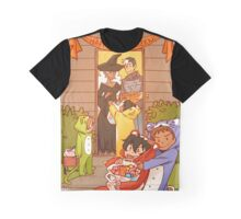 Voltron Halloween Graphic T-Shirt