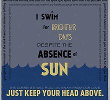 """Swim"" Lyrics by AsherStusek"