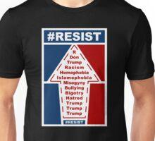 Resist Hashtag Unisex T-Shirt
