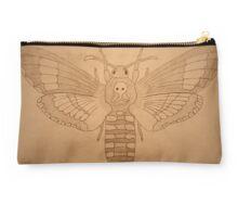 Death's-head Hawk moth. Studio Pouch