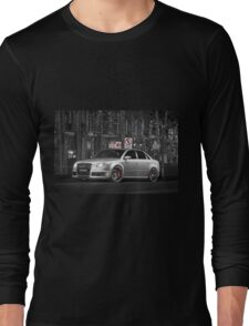 Sky Performance Audi RS4 Long Sleeve T-Shirt