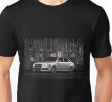 Sky Performance Audi RS4 Unisex T-Shirt
