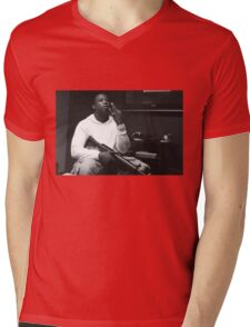Gucci Mane Mens V-Neck T-Shirt