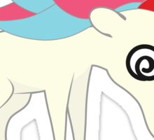 Unicorn - Puking Happiness Sticker