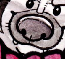 Badger! Sticker Sticker