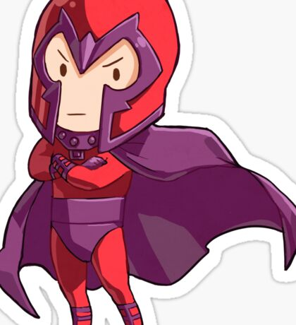 X-Men: Magneto Sticker