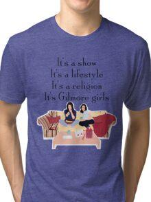 It's Gilmore girls Tri-blend T-Shirt
