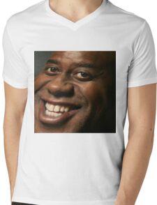 Ainsley Harriott Mens V-Neck T-Shirt