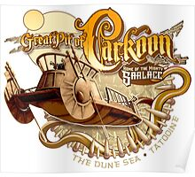 The Great Pit of Carkoon Poster