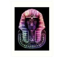 KING color Art Print