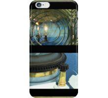 Cape Blanco Lighthouse Tetraptych - P iPhone Case/Skin