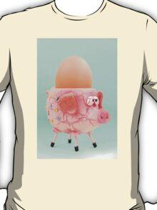 Pig Eggcup T-Shirt