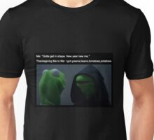 Dark Kermit the Frog  Unisex T-Shirt