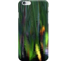 Reflection In The Pond iPhone Case/Skin