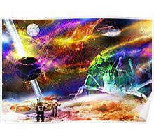Cosmic Surprise #996 Poster