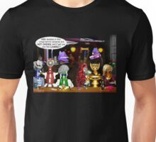 Bad Luck at the Quantum Madness Bar & Grill Unisex T-Shirt