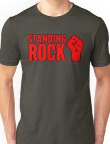 Standing Rock! No Dapl! Unisex T-Shirt