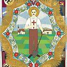Franz Jaegerstaetter Icon by David Raber