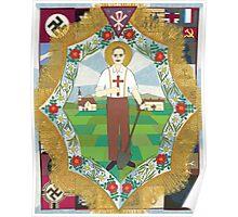 Franz Jaegerstaetter Icon Poster