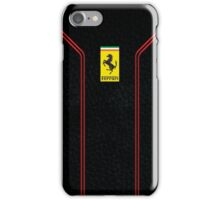 Ferrari case iPhone Case/Skin