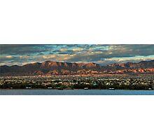 Sunset Over Havasu Photographic Print