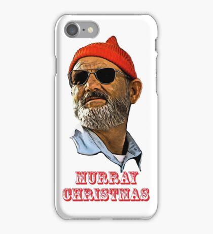 bill murray christmas iPhone Case/Skin