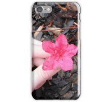 Azalea Part Two iPhone Case/Skin