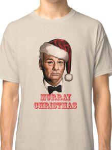 bill murray christmas Classic T-Shirt