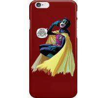 Damian Wayne is not dead iPhone Case/Skin